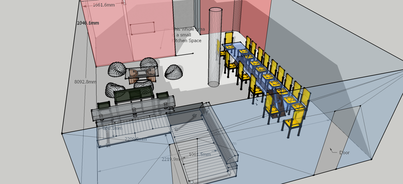 Designing the Innovations Lab Space